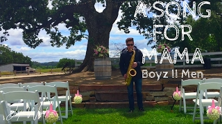 Justin Ward- A Song For MY Mama (Boyz II Men)