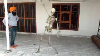 Sardaara Age Bhoot Nachda funny video