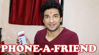 Phone-a-Friend with Avika Gor and Manish Raisinghan
