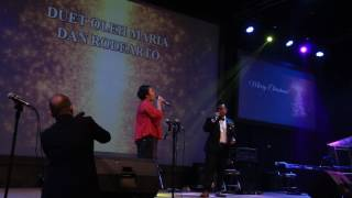 Cover The Prayer Duet Maria Sinambela Feat Rodearto Damanik 2