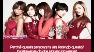 [SUB ITA] DAZZLING RED (Hyorin, Hyosung, Hyuna, Nicole, Nana) - This Person