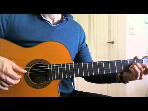 Jouer de la guitare dans le style de Georges Brassens
