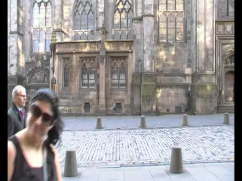 Mo & Ali's World Tour of Scotland – Edinburgh (St Giles Cathedral – Royal Mile)
