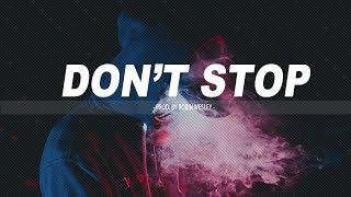 "Hard R&B Rap Instrumental x ""Don't Stop"" (Chris Brown Type Beat 2018)"