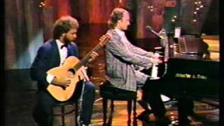 Phil Collins - The Roof Is Leaking, (Tonight Show '85)