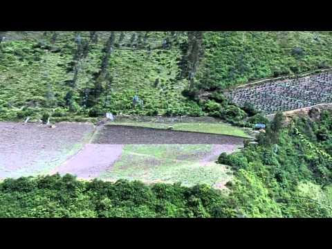Old methods of farming Cahauasqui, Ecuador…