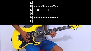 Lindo És- Tempo de Semear- Aula guitarra