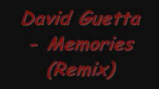 David Guetta - Memories (Remix).wmv