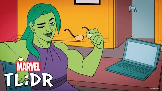 She-Hulk: Law and Disorder | Marvel TL;DR width=