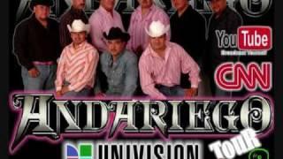 """Grupo Andariego lo mas nuevo """"Marchate"""""""