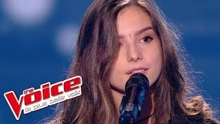 Elsa Roses - « Somewhere Only We Know » (Keane) | The Voice France 2017 | Blind Audition