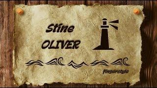 Stine - OLIVER [cover/fingerstyle/instrumental/tekst]