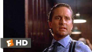 Wall Street (1/5) Movie CLIP - The Art of War (1987) HD