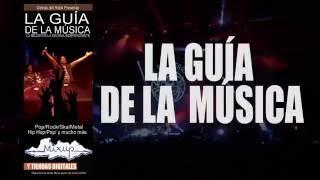 Presentacion de la Revista La Guia de la Musica 2016