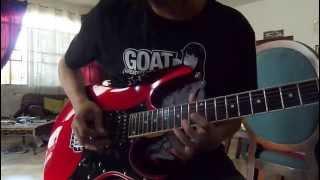 This I love - Guns N' Roses guitar solo cover