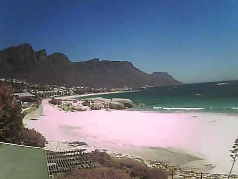 Timelapse Video – Glen Beach & Camps Bay – 02/02/2011