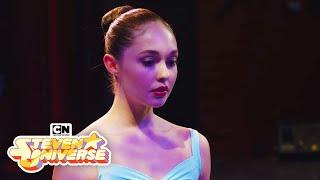 Ballerina Pearl Dances to It's Over Isn't It   Steven Universe Soundtrack   Cartoon Network