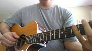 Tribute to BB King - The Thrill is Gone (acoustic)