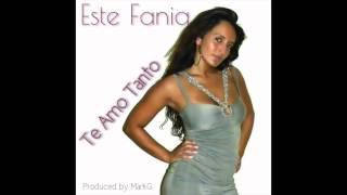 New Kizomba - Este Fania - Te Amo Tanto - prod by MarkG