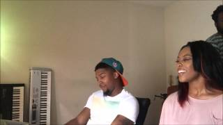 """R.Kelly """"Bump & Grind"""" (Cover) - Christen & Justin"""