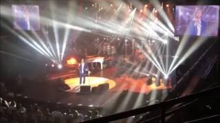 Zé Roberto Carlos cantando o sucesso 'Esse Cara Sou Eu'
