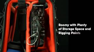 K-Tek Stingray Small Audio Mixer Recorder Bag