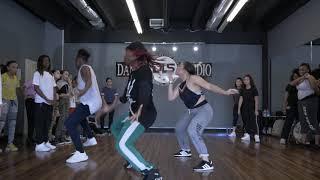"King Guttah "" DaniLeigh - Lil BeBe "" DLS Dance Studio"