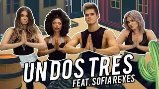 1, 2, 3 - Sofia Reyes (Feat. Jason Derulo & De La Ghetto) | Caleb Marshall | Cardio Concert
