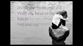Dont Speak - No Doubt Lyrics