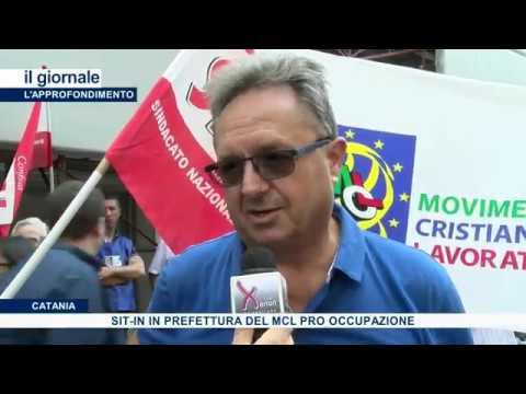 Video: Zes e Cas nel Calatino: Mcl e Snalv-Confsal in Prefettura. C'era pure Paolo Ragusa