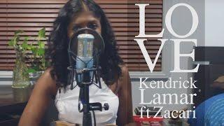 ACOUSTIC COVER - LOVE. by Kendrick Lamar ft. Zacari (DAMN.)