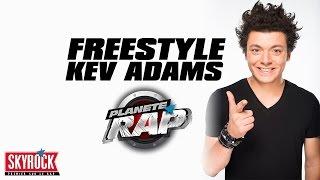 Kev Adams piège Maître Gims en freestyle #PlanèteRap