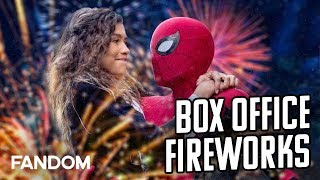 Spider-Man Lights Up July 4th Box Office | Charting with Dan!