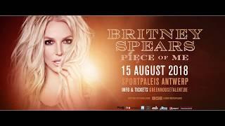 Britney Spears // 15.08.2018 // Sportpaleis