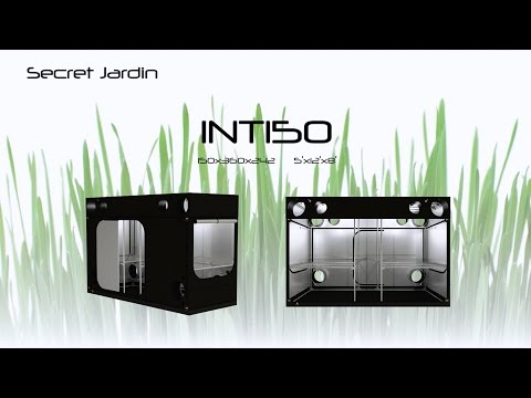 Intense Grow Tent 120x300x215 - CBD & Hemp Products | Hemp Trade Market
