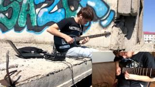 Katatonia – Elohim Meth (Guitar Cover)