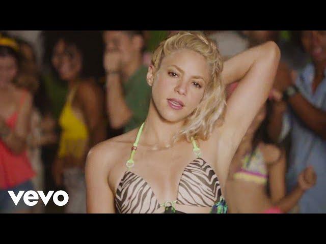 """Videoclip del éxito de Shakira y Carlos Vivies """"La Bicicleta"""""""