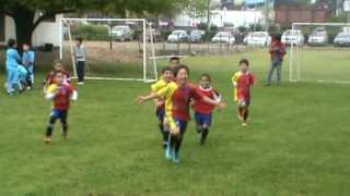 Pequeño Goleador Sebastian Silva (7 años)