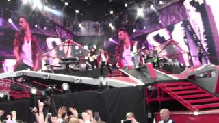 ONE DIRECTION - MIDNIGHT MEMORIES (Live Edinburgh 3/6-14)
