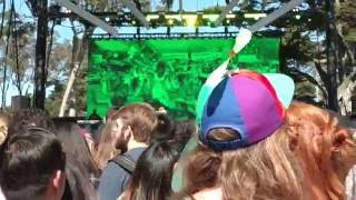 Kehlani - FWU @ Outside Lands Festival 2016 [1080P]