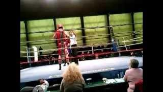 Adrien boxe, 3ème round