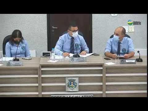 Vídeo na íntegra da Sessão da Câmara Municipal de Goioerê desta segunda-feira, 18