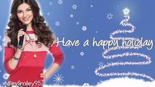 Victoria Justice - Rockin' Around The Christmas Tree (with lyrics)