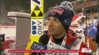PŚ/TCS Oberstdorf 28.12.2014 - relacja z zawodów