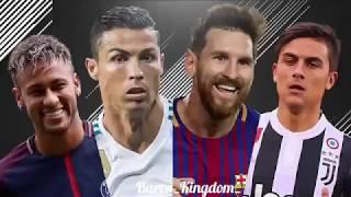 Cristiano/Neymar/Messi/Dybala Skills