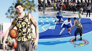 "NBA Live 18 Career Mode ""The One"" Gameplay!!! Venice Beach"