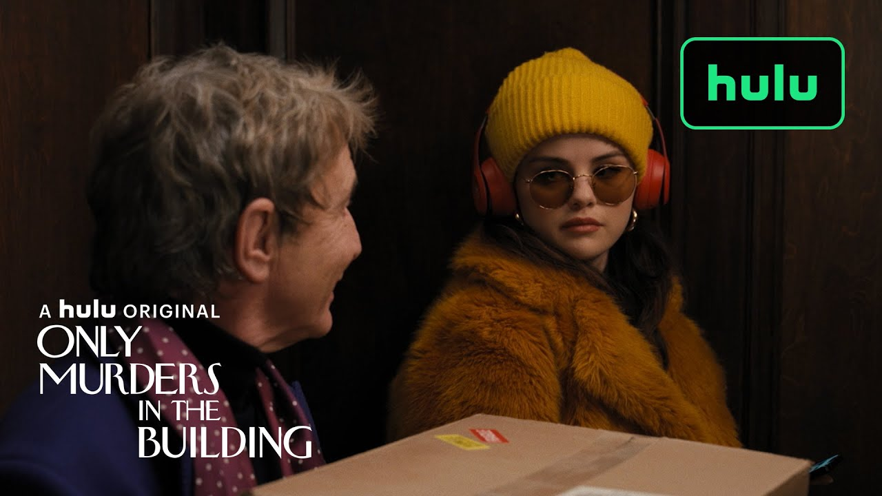Only Murders in the Building Trailer thumbnail