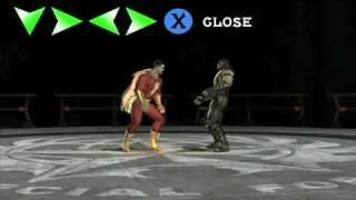 Mortal Kombat vs DC Universe: Fatality Walkthrough Part 4