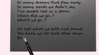 Still -Lionel Richie- (with lyrics)
