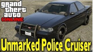 ✪ Under Cover Cop Car Spawn Location Gta V Online ( Working / Patched )